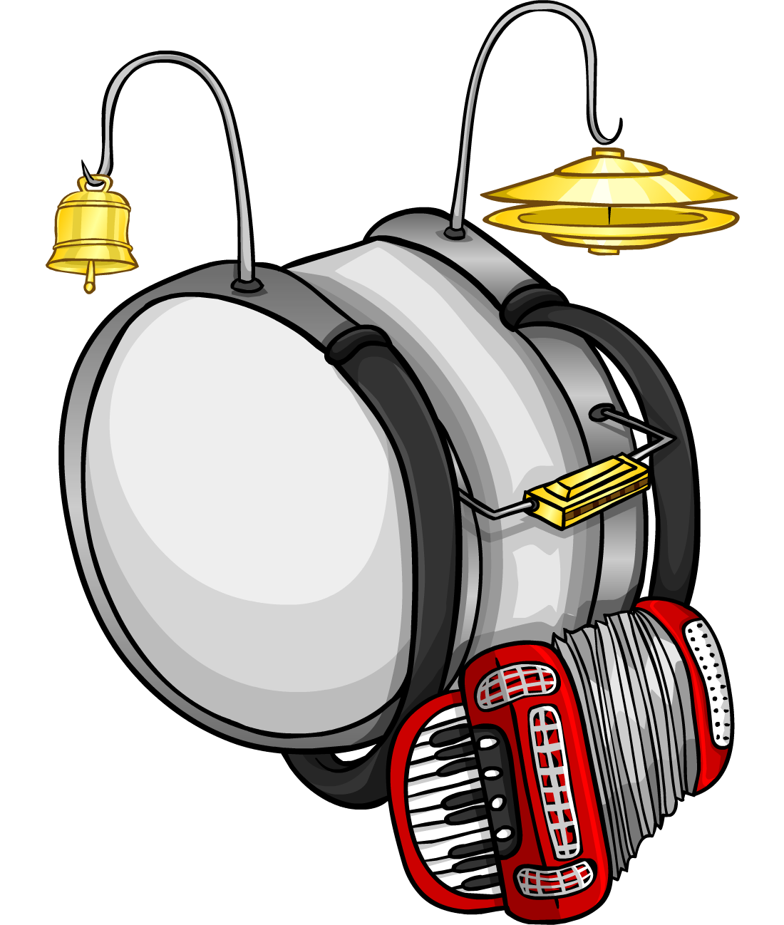 Png One Man Band - One Man Band | Club Penguin Rewritten Wiki | FANDOM powered by Wikia