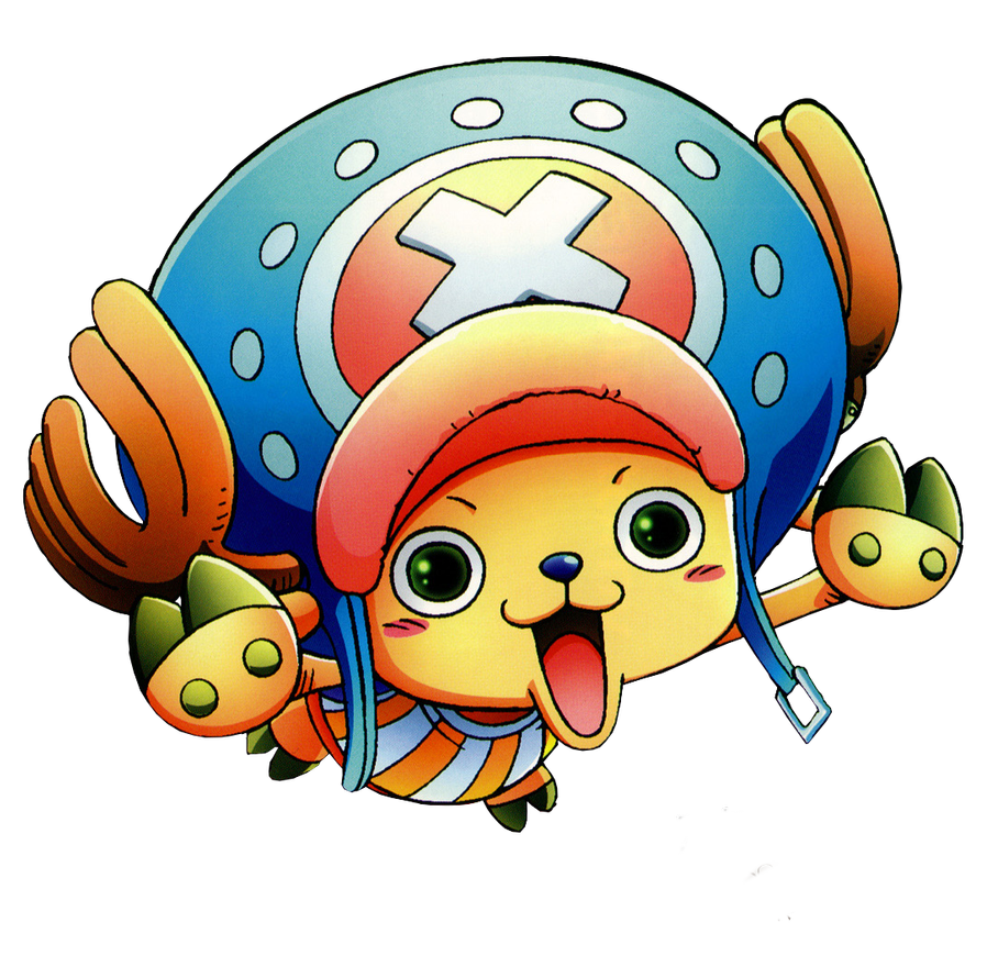 One Piece Chopper Png - One Piece Chopper Png by bloomsama on DeviantArt