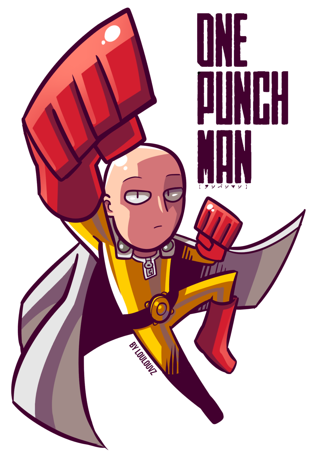 One Punch Man Logo Png - One Punch Man PNG Images Transparent Free Download | PNGMart.com