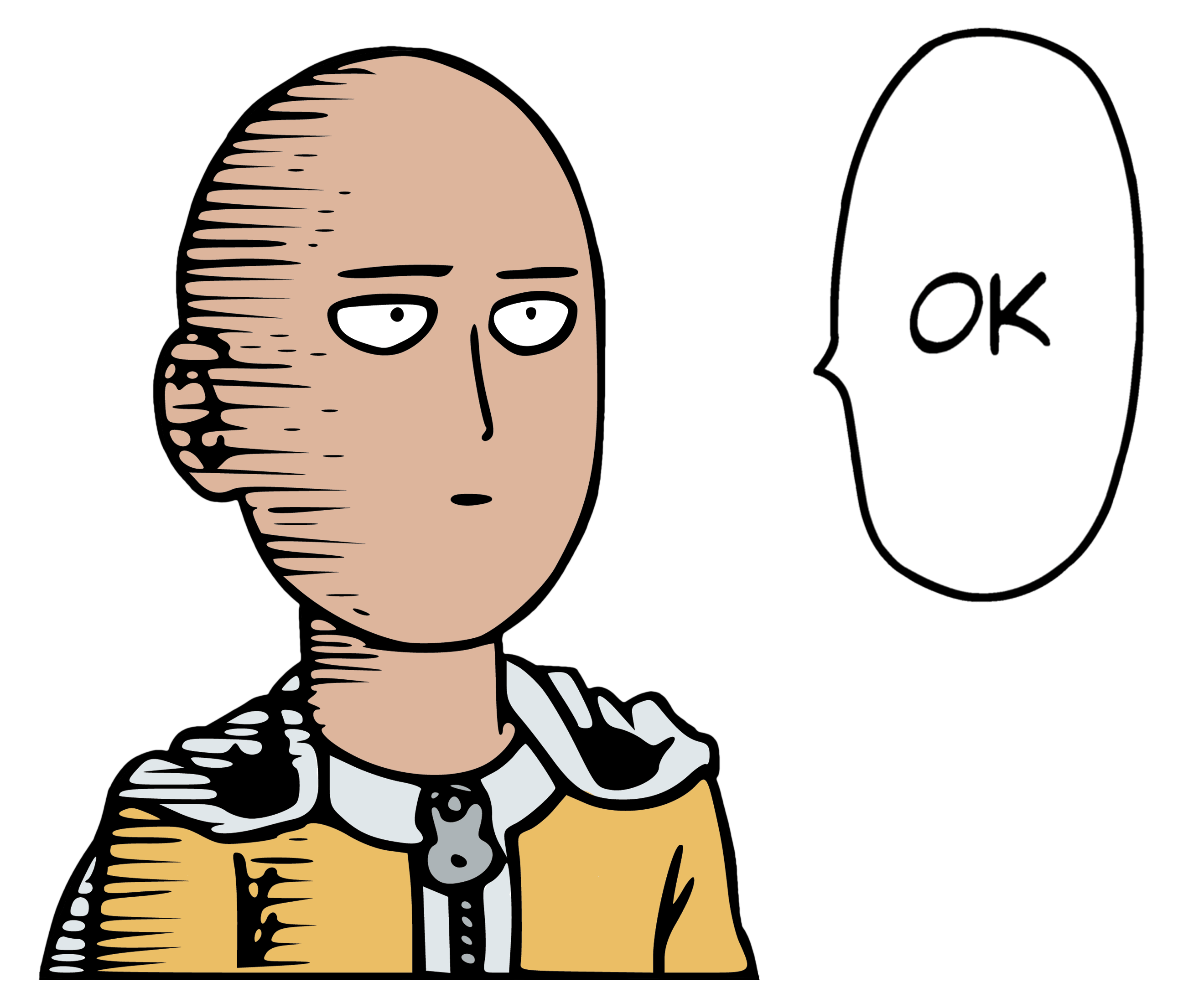 Onepunch Man Png Free Onepunch Man Png Transparent Images 61752 Pngio