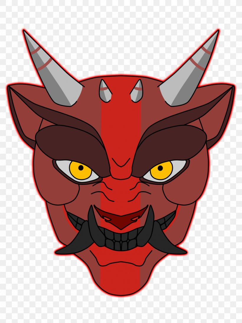 Oni Demon Png - Oni Mask Demon, PNG, 1280x1707px, Oni, Art, Demon, Devil ...