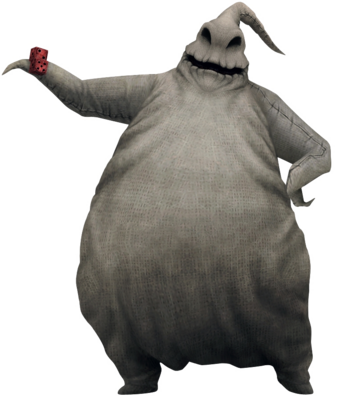 Nightmare Before Christmas Oogie Boogie Png - Oogie Boogie - Kingdom Hearts Wiki, the Kingdom Hearts encyclopedia