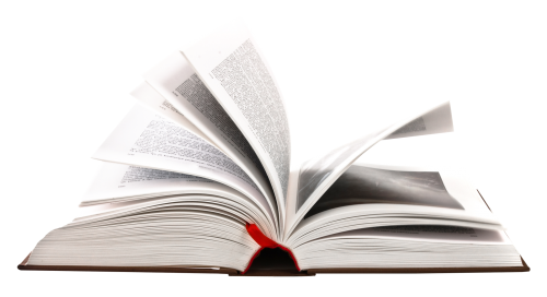Book Png - Open Book PNG Transparent Image