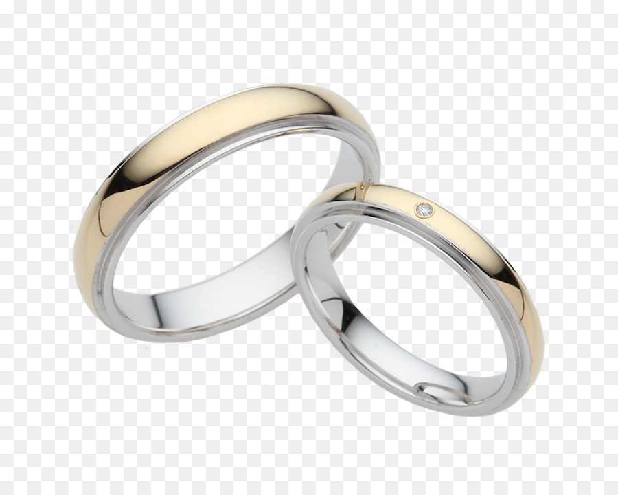 Silver Wedding Rings Png Transparent Images 3306 Pngio