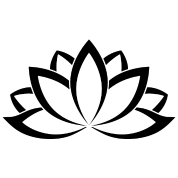Lotus Flower Black And White Png Hd Image Flower And Rose
