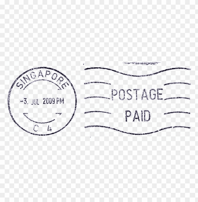 Postage Png - ostage stamp png pic - postage paid transparent background PNG ...