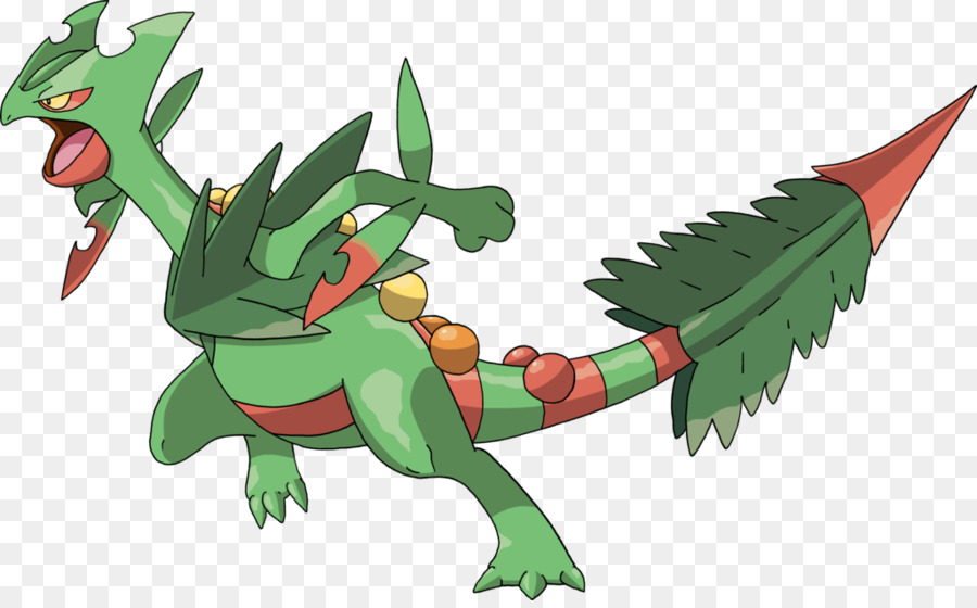 Sceptile Png - others png download - 1024*629 - Free Transparent Sceptile png ...