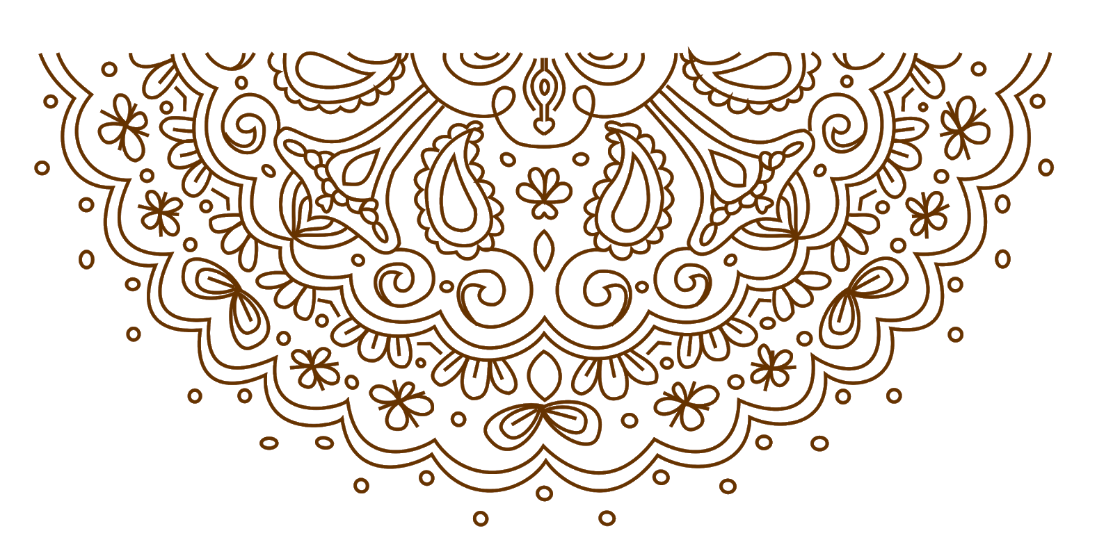 Rangoli Outline Png Free Rangoli Outline Png Transparent Images 108844 Pngio