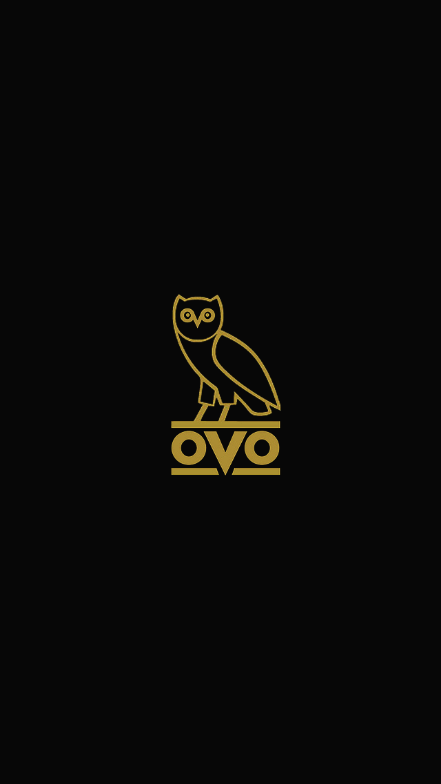 Ovo Iphone Wallpaper Brand Hypebeast 1126919 Png Images Pngio