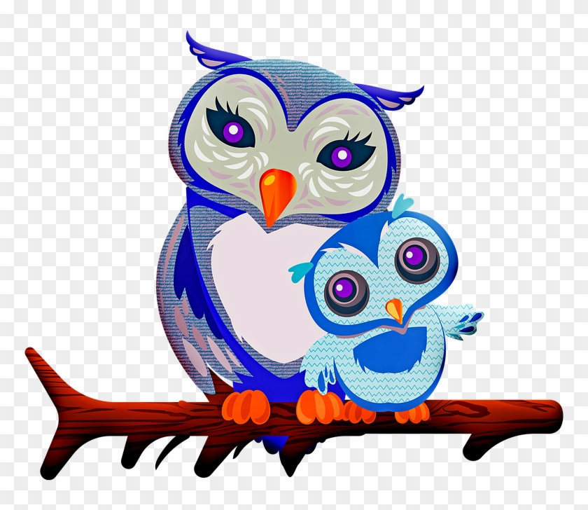 Mother Baby Owl Png - Owl Mother Owl Baby Owl Nature Mother Family - Mother Baby Owl ...