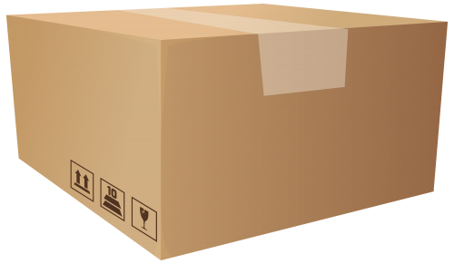 packaging box png clip png images pngio