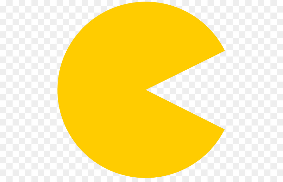 Pacman.png - Pacman Angle png download - 542*571 - Free Transparent Pacman png ...