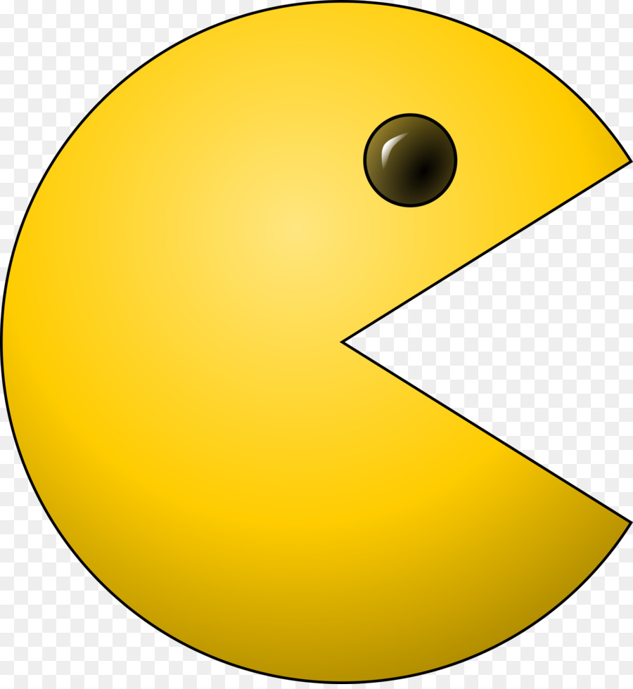 Pacman.png - Pacman Emoticon png download - 2220*2400 - Free Transparent Pacman ...