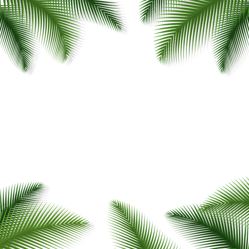 Palm Leaves Floral Background Transpar 781266 Png Images Pngio Download beautiful, curated free backgrounds on unsplash. palm leaves floral background