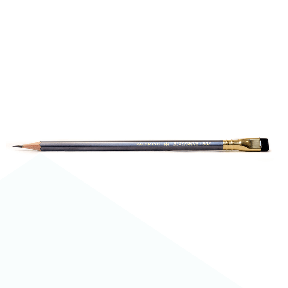 Blackwing 602 Png - PALOMINO BLACKWING 602 Pencil - Online Art Supplies Australia