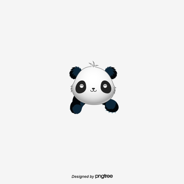 Panda Vector Png - Panda Vector, 896 Graphic Resources for Free Download