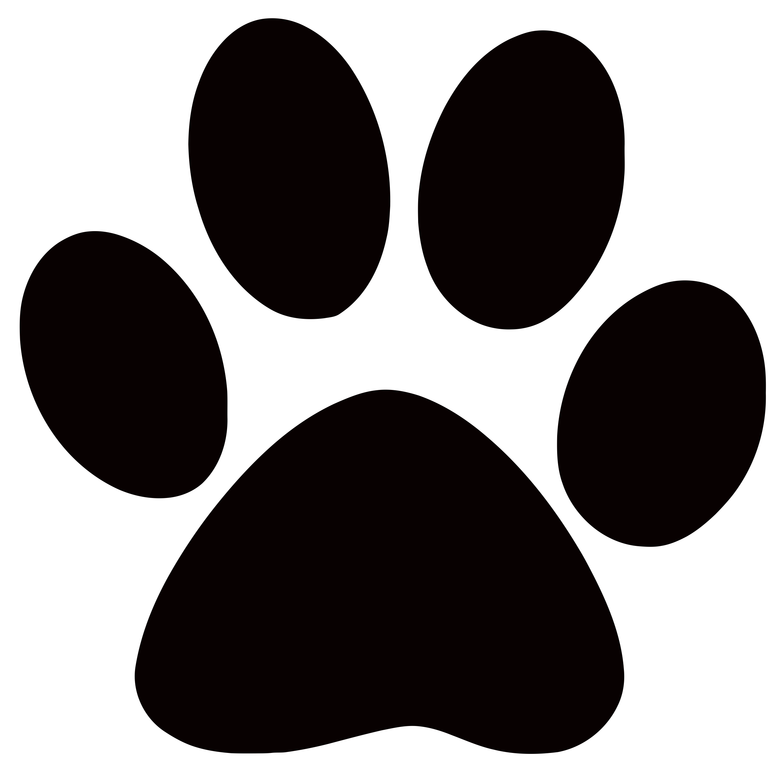 Panther Paw Print - Panther Paw Print Clip Art - ClipArt Best - ClipArt Best | Locker ...