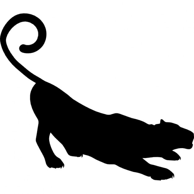 Free Panther Png Images - Panther Svg