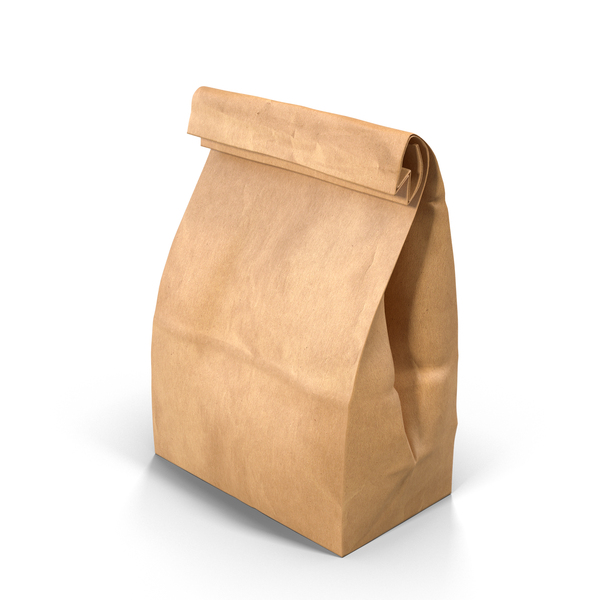 Brown Bag Lunch Png Free Transpa