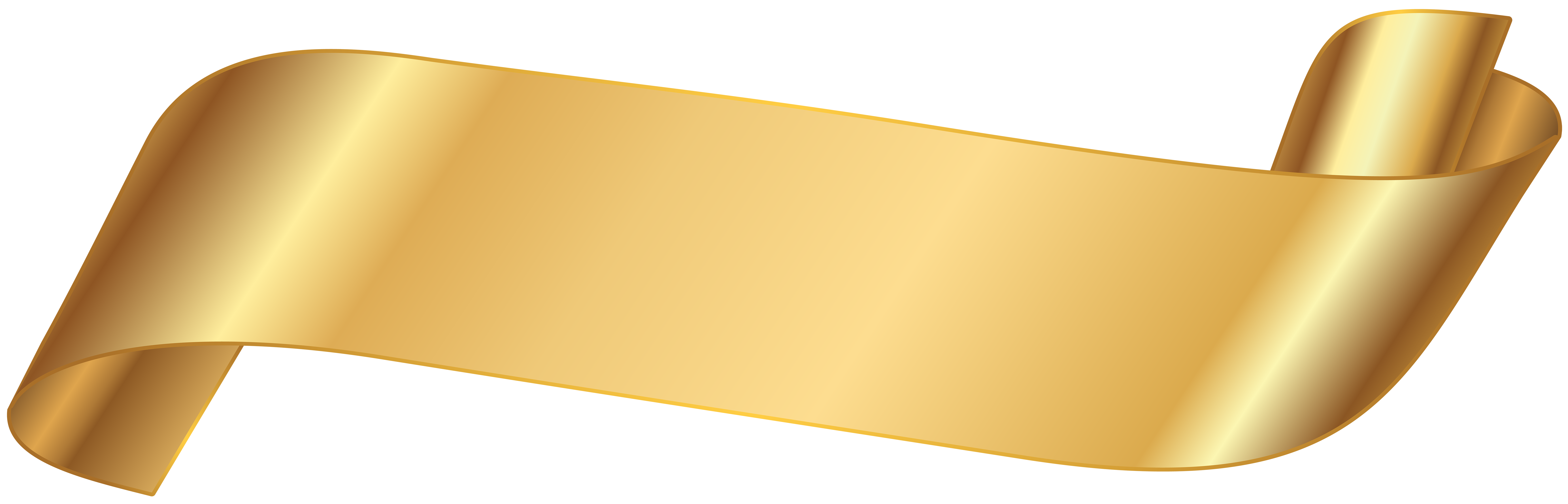 Gold Ribbon Banner Png Free Gold Ribbon Banner Png Transparent Images 107307 Pngio