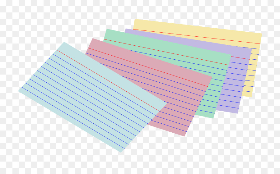Index Card Png - Paper Index Cards Clip art - cards png download - 800*552 - Free ...