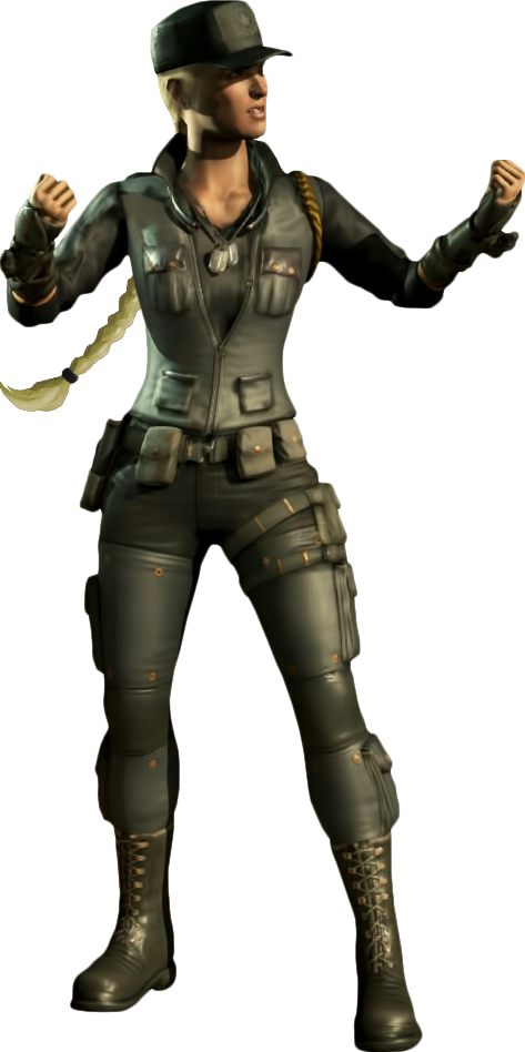 Mortal Kombat Sonya Blade Png - Paris Jackson cosplays as Sonya Blade from Mortal Kombat ...