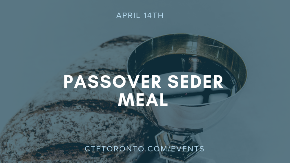 Passover Feast Png - Passover Seder Meal — Catch The Fire Toronto
