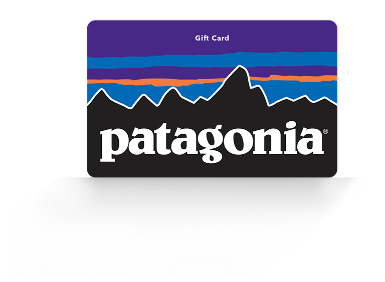 Patagonia Logo Png - Patagonia E-Gift Cards: Send an Electronic Gift Card Online