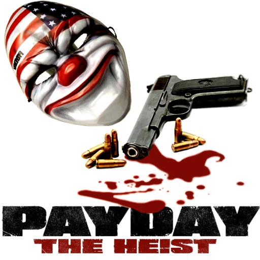 Payday The Heist Png - PayDay The Heist Complete Edition - CorePack l 1.55 GB - CorePack ...