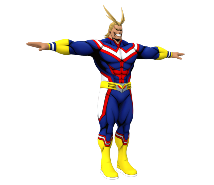 All Might Png & Free All Might.png Transparent Images ...