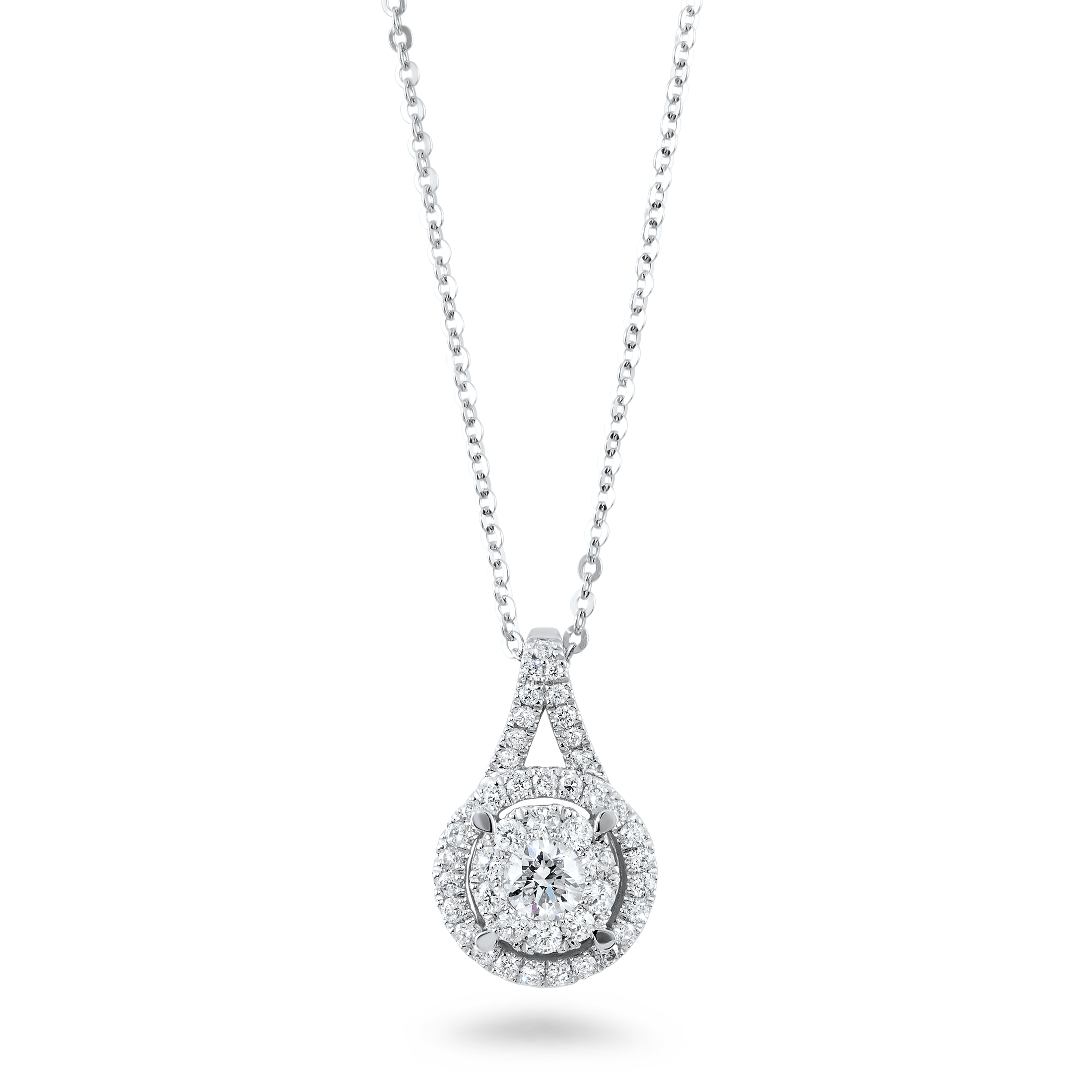 Diamond 2018 Png - Pendant-Necklace-Transparent-PNG - Malloves Jewelers