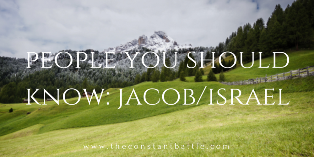 People Of Israel Png - People You Should Know: Jacob/Israel — The Constant Battle
