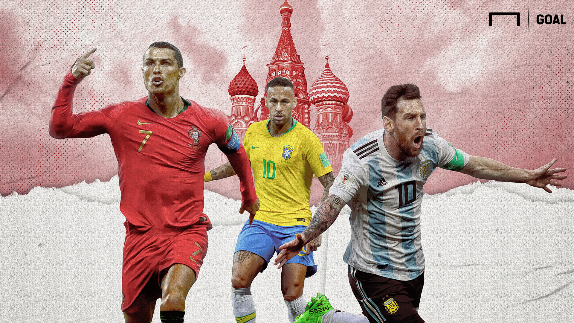 Messi Neymar Ronaldo Png - Perform Media data puts Ronaldo and Messi top for World Cup fan ...
