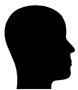 Head Silhouette Png - person-head-silhouette-1472380.png - Clip Art Library