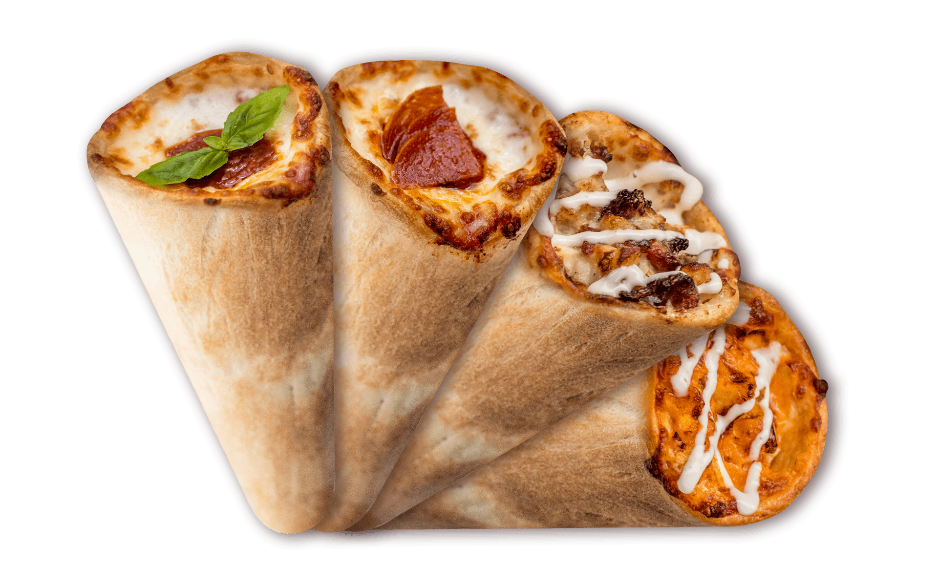 Pizza Cone Png - Philadelphia Union Fans Have a New Food In-Hand | Chank's Pizza Cones