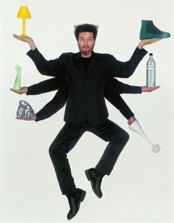 Philippe Starck Png - Philippe Starck - Vogue.it