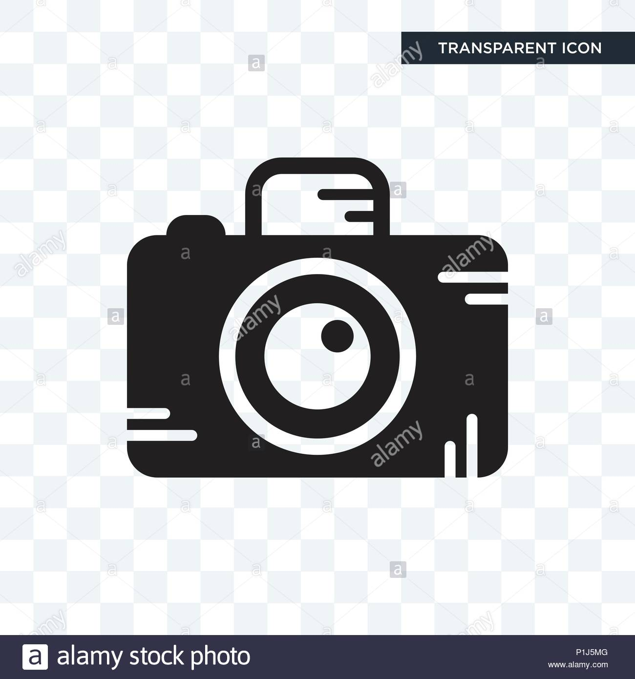 Photo Camera Vector Icon Isolated On Tra 732635 Png Images Pngio