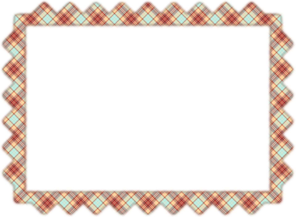 Plaid Frame Png - Photo Frame Children Plaid - Free image on Pixabay