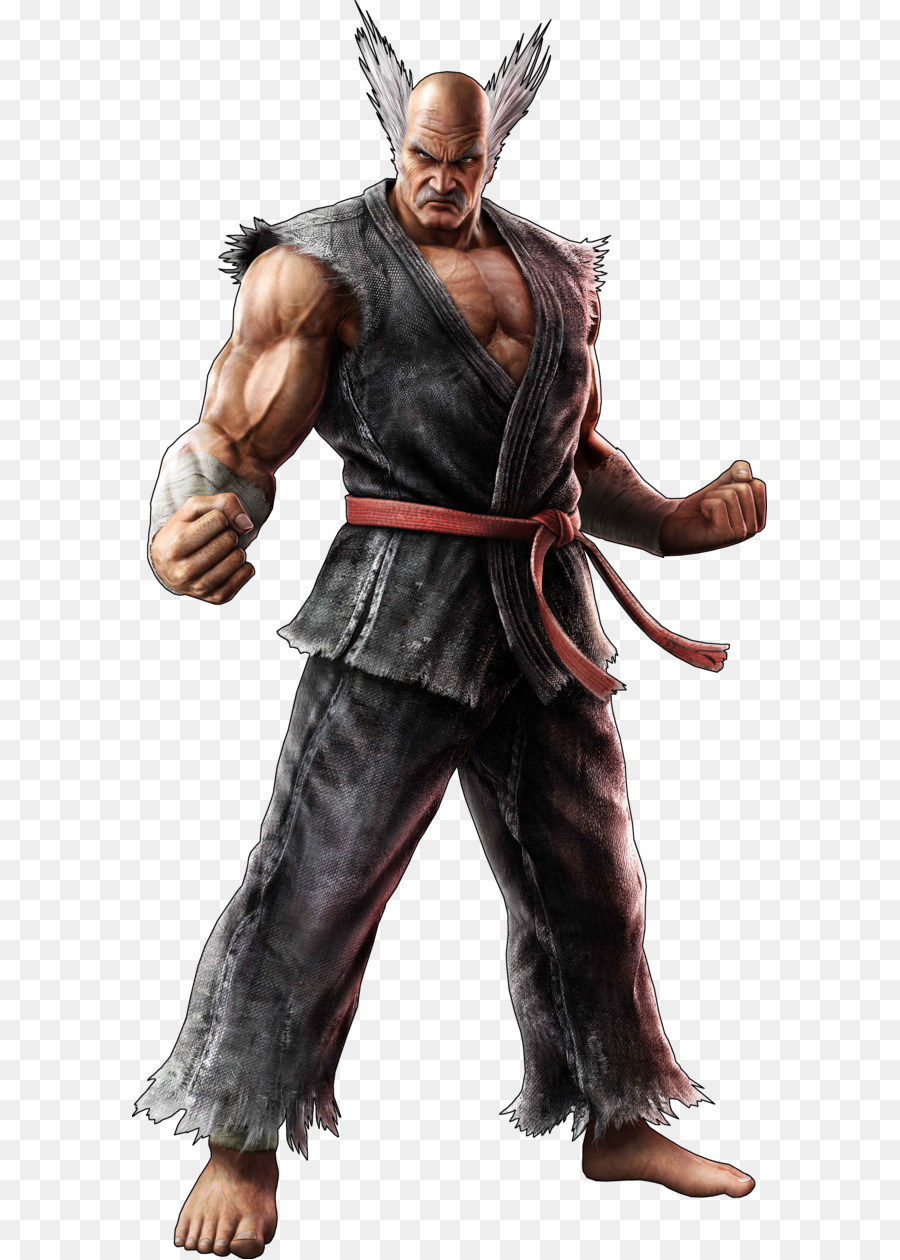 Heihachi Png - Picture Cartoontransparent png image & clipart free download