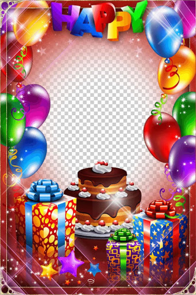 Birthday Collage Frame Png Amp Free Birthday Collage Frame
