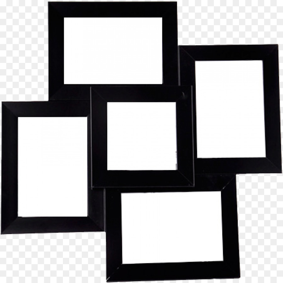 Picture Frames Collage - PNG Images - PNGio