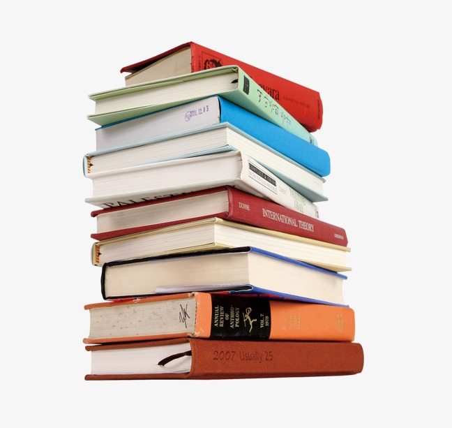 Book Pile Png Free Book Pile Png Transparent Images 10407