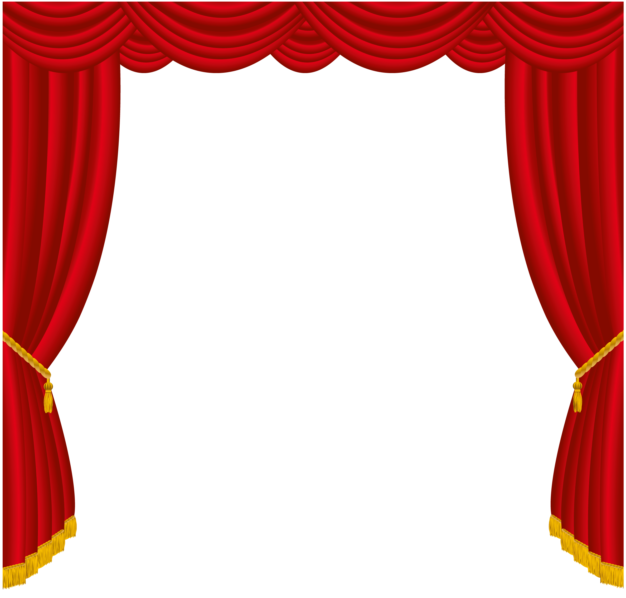 Theater Backgrounds Png - Pin by nengsyh on Art | Red curtains, Curtains, Stage curtains