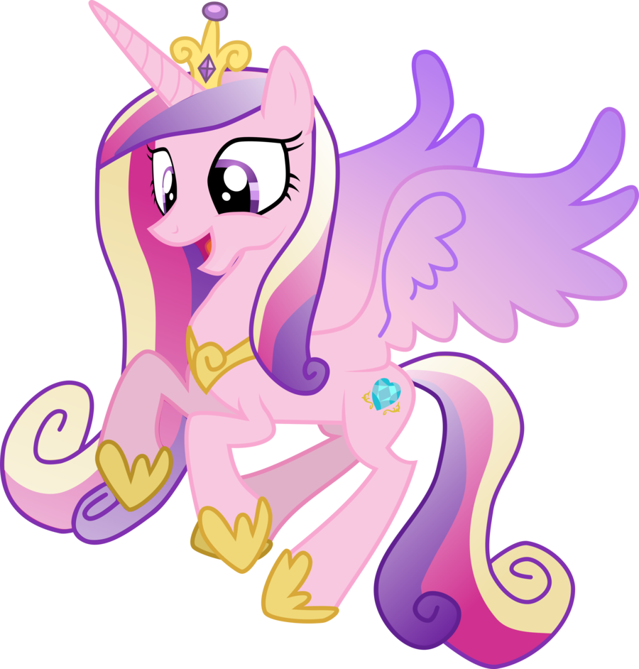 Mlp Princess Cadence Png - Pin by Zumer on Pony | My little pony princess, My little pony ...