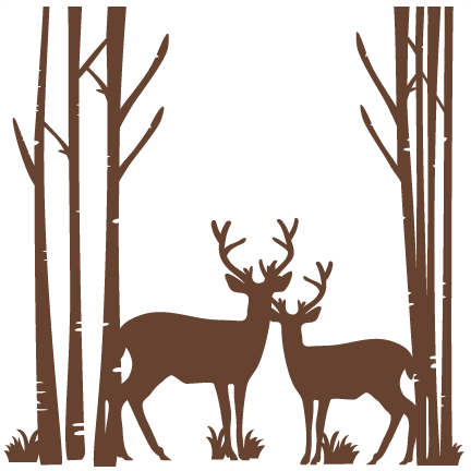 Trees And Deer Png Free Trees And Deer Png Transparent Images 158740 Pngio
