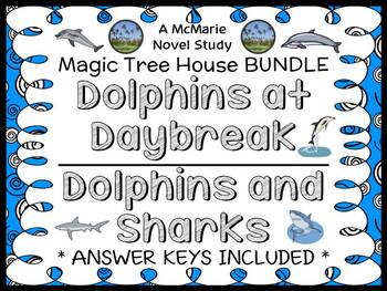 Dolphins At Daybreak Png - Pin on Magic Tree House