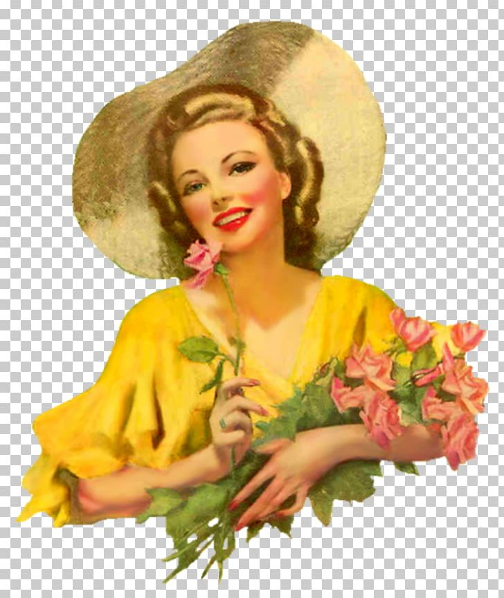 Vintage Retro Png Woman - Pin-up Girl Vintage Clothing Woman Good Girl Art Retro Style PNG ...