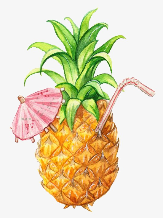 Cool Pineapple Png - pineapple