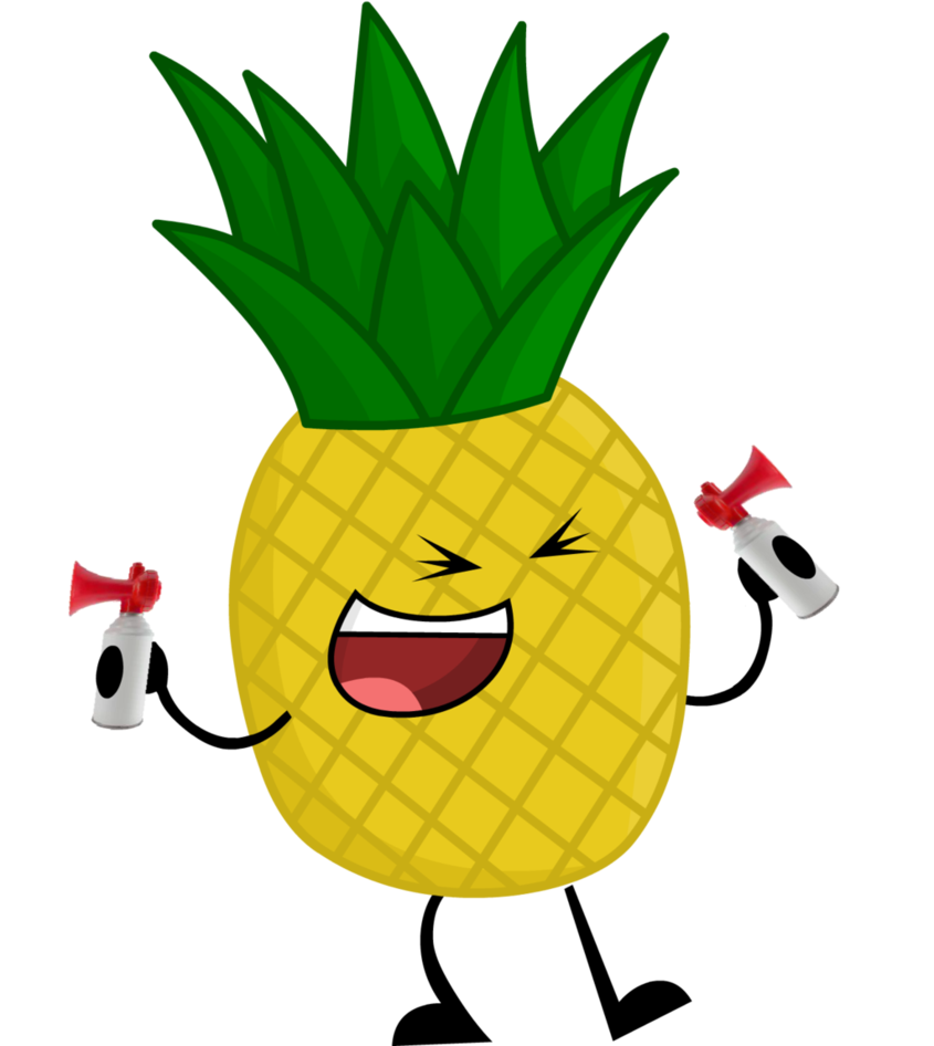Cool Pineapple Png - Pineapple.png