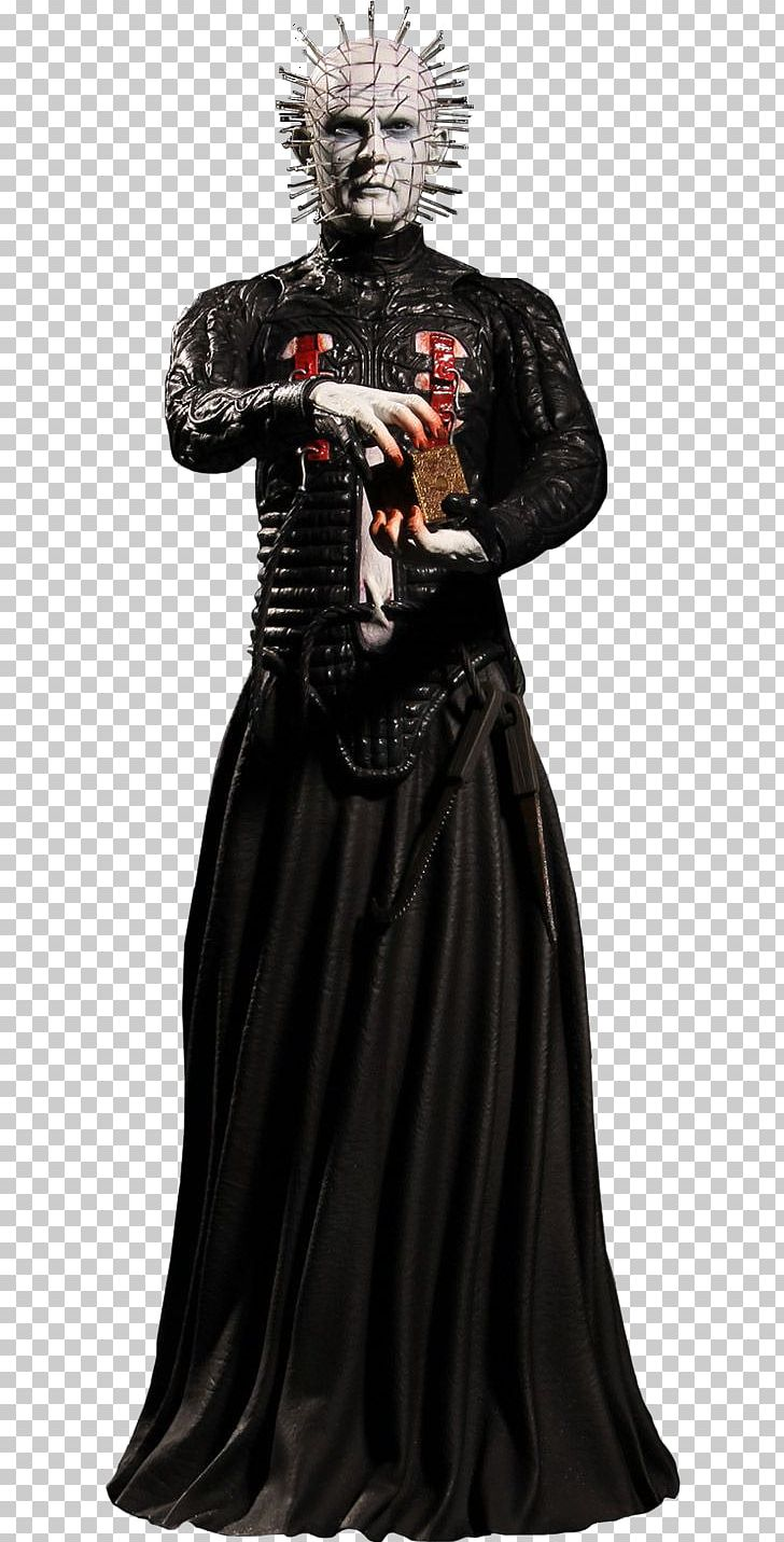 Pinhead Png - Pinhead Chatterer The Hellbound Heart Action & Toy Figures ...